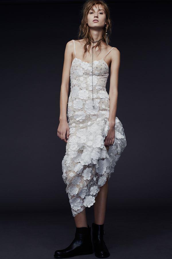 Простые и элегантные свадебные платья 2015-2016 Vera Wang