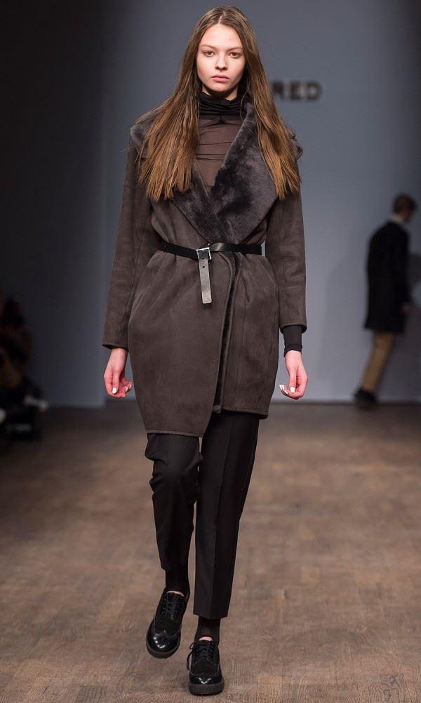 Модные дубленки осень-зима 2015-2016 Whyred