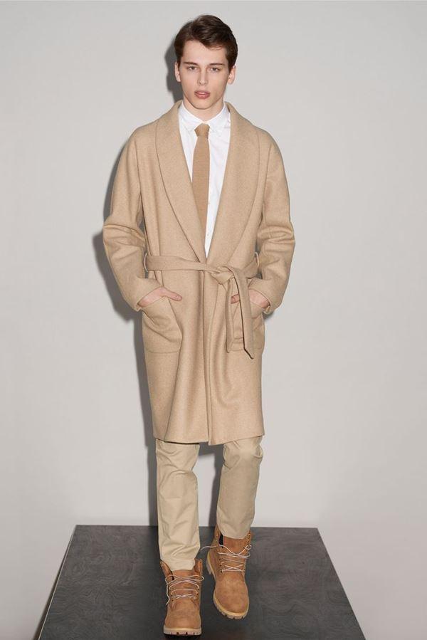 Мужская верхняя одежда 2015-2016 A.P.C.