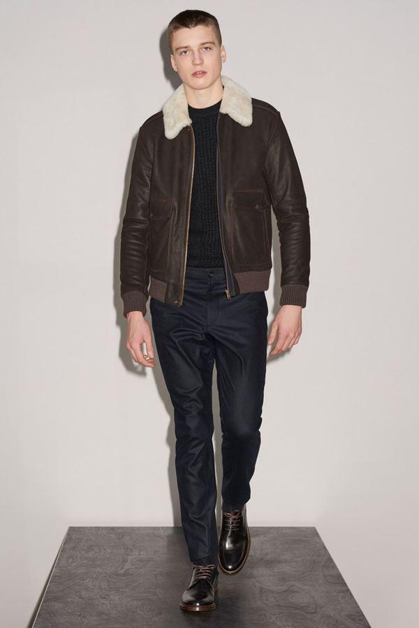 Мужские куртки осень-зима 2015-2016 A.P.C.