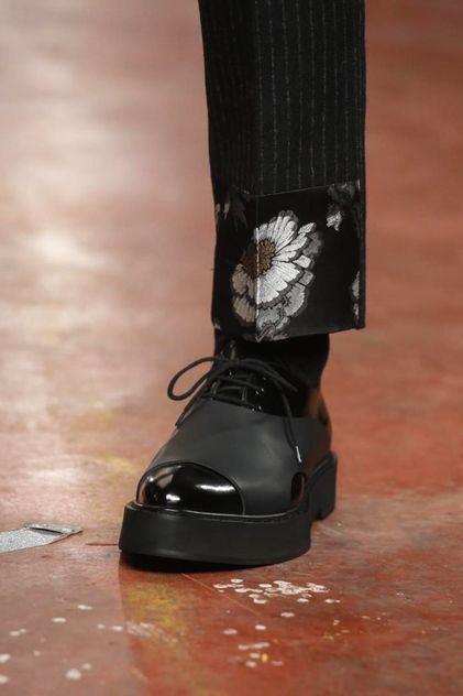 Мужская обувь осень-зима 2015-2016 Alexander Wang