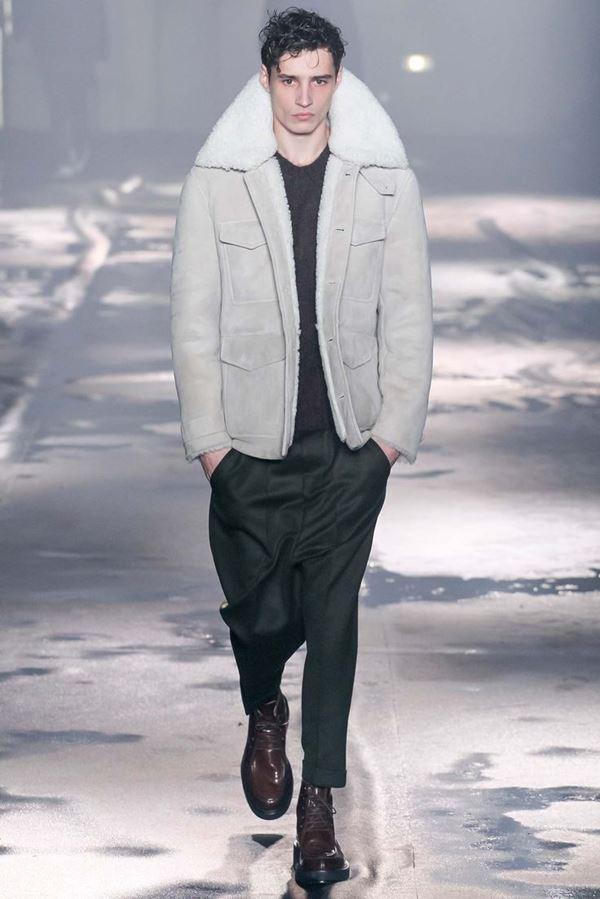 Мужские куртки осень-зима 2015-2016 Ami