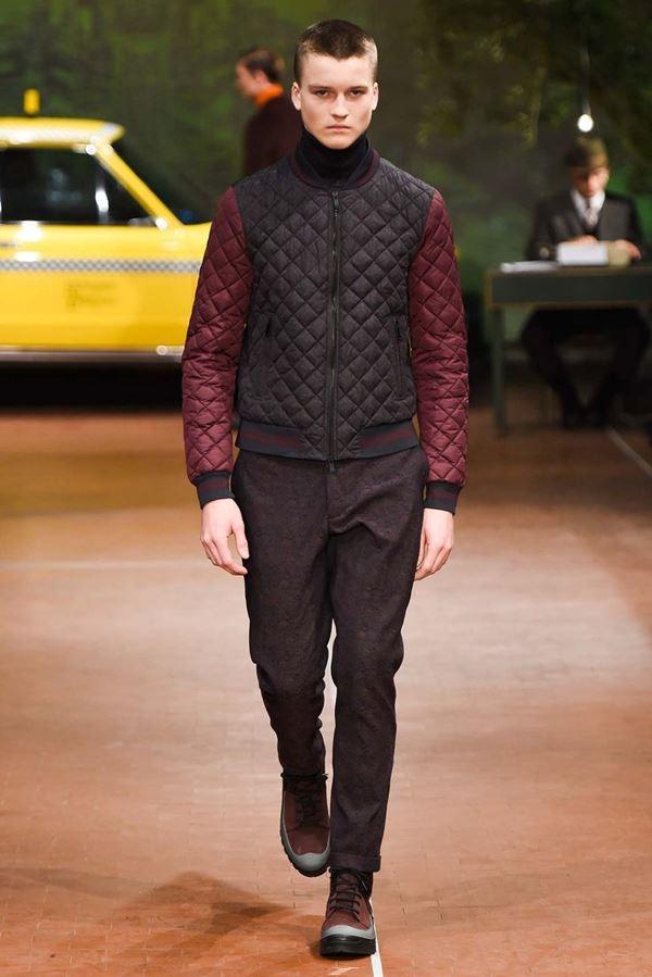 Мужская верхняя одежда 2015-2016 Antonio Marras