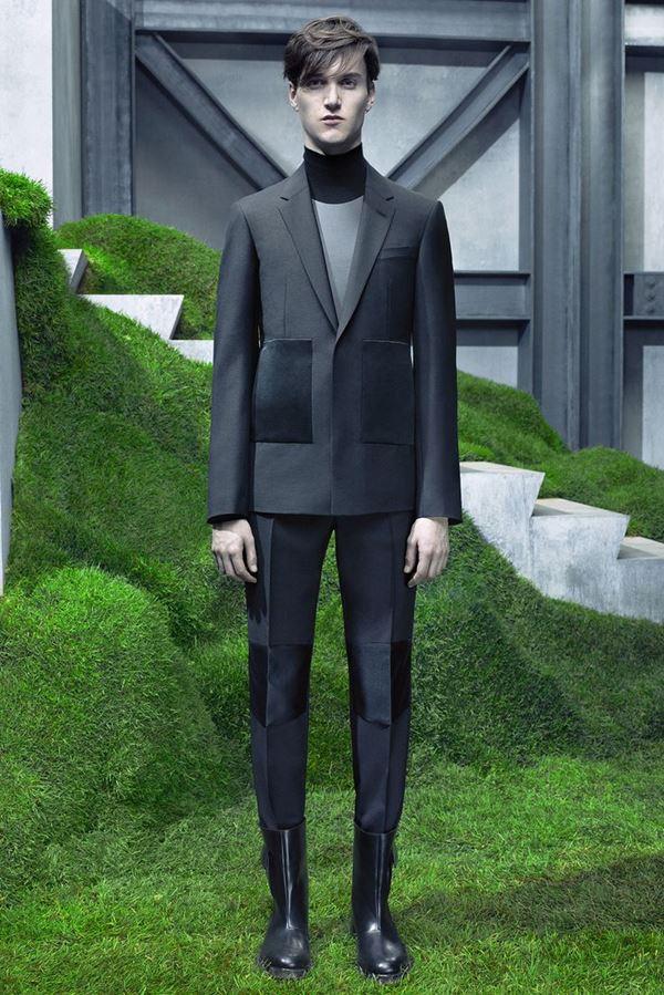 Мужские пиджаки осень-зима 2015-2016 Balenciaga