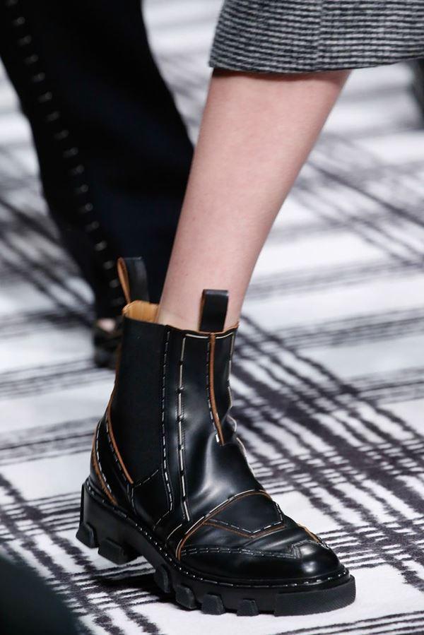 Мужская обувь осень-зима 2015-2016 Balenciaga
