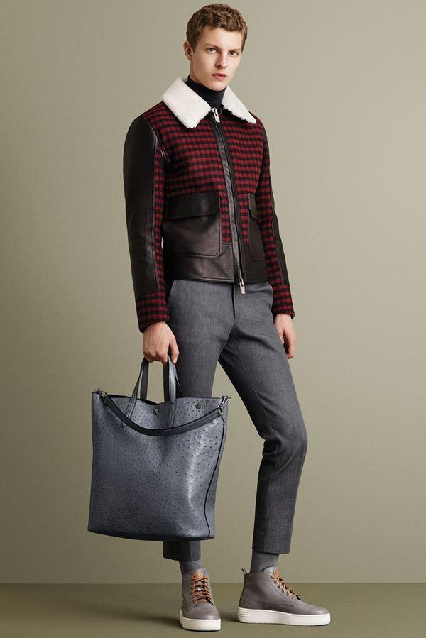 Мужские куртки осень-зима 2015-2016 Bally