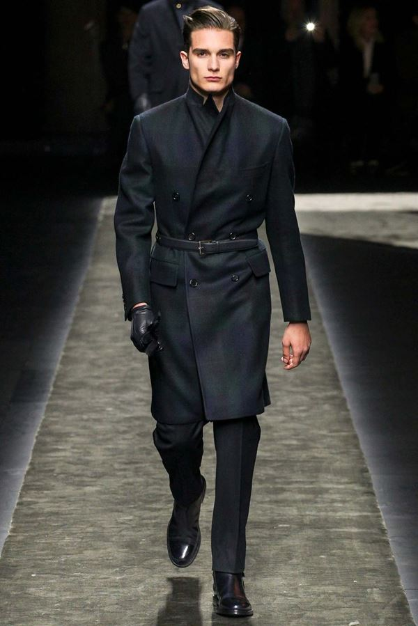 Мужская верхняя одежда 2015-2016 Brioni