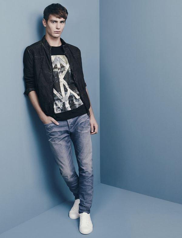 Мужские джинсы осень-зима 2015-2016 Calvin Klein Jeans
