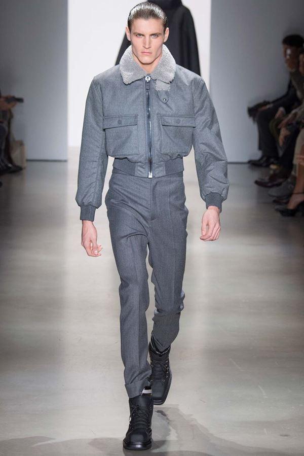 Мужские куртки осень-зима 2015-2016 Calvin Klein