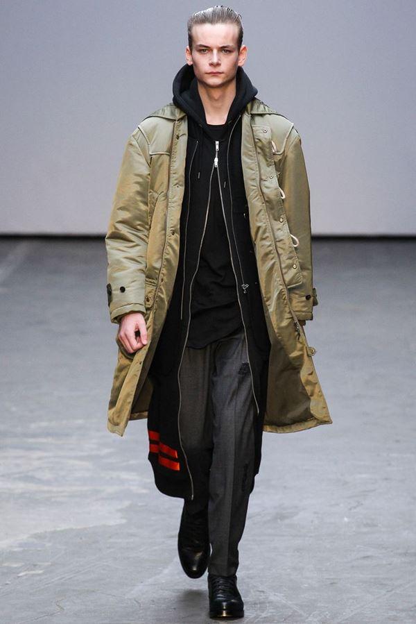 Мужская верхняя одежда 2015-2016 Casely-Hayford