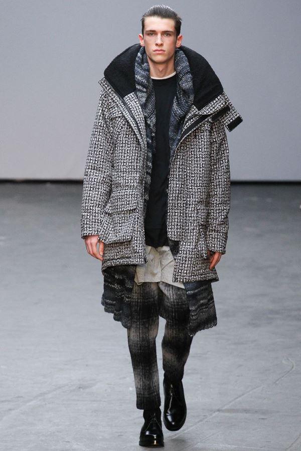 Мужские куртки осень-зима 2015-2016 Casely-Hayford