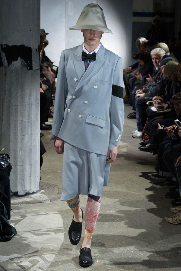Мужские пиджаки осень-зима 2015-2016 Comme des Garçons