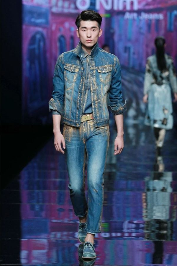 Мужские джинсы осень-зима 2015-2016 D´NIM