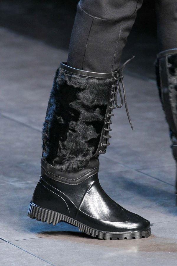 Мужская обувь осень-зима 2015-2016 Dolce & Gabbana