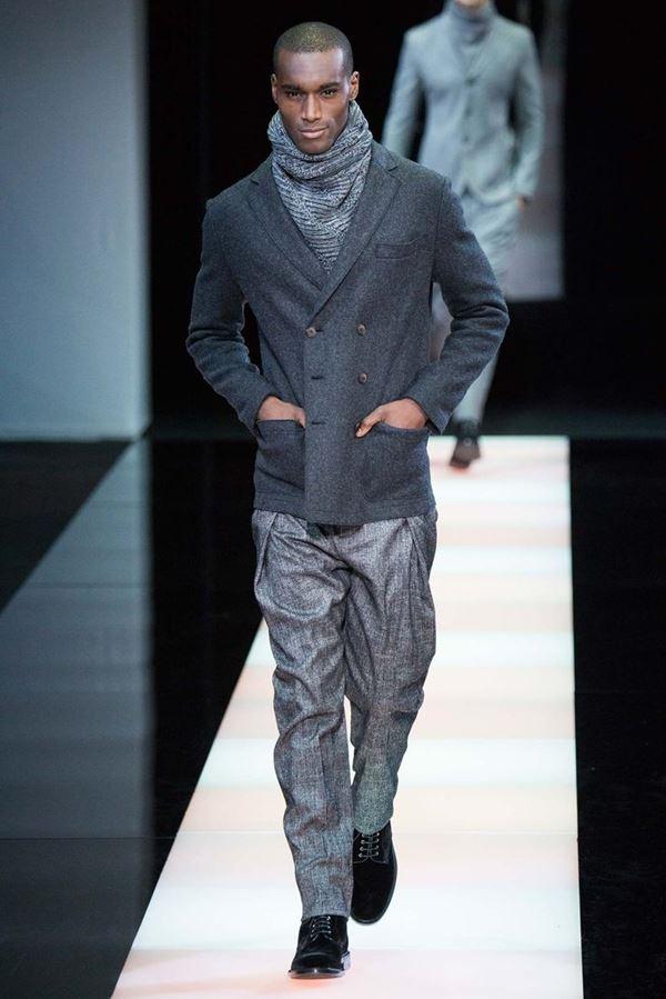 Мужские пиджаки осень-зима 2015-2016 Giorgio Armani