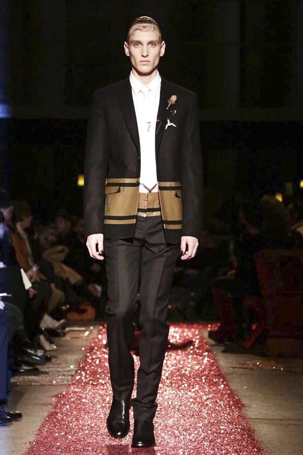 Мужские пиджаки осень-зима 2015-2016 Givenchy