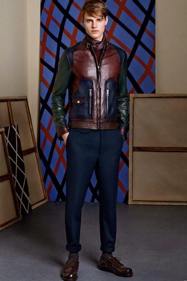 Мужская верхняя одежда 2015-2016 Gucci