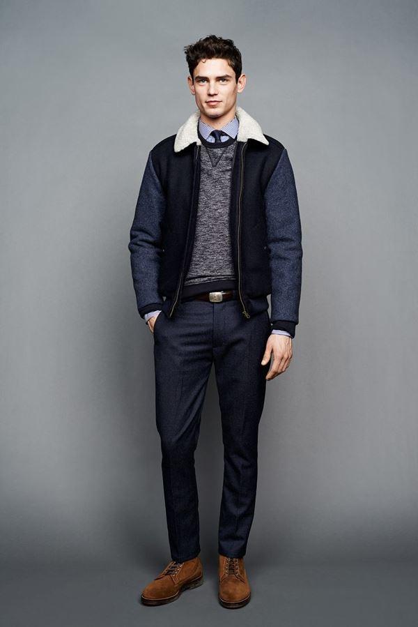 Мужские куртки осень-зима 2015-2016 J.Crew