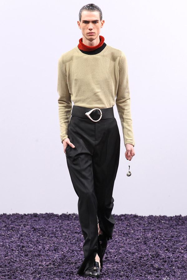Мужские брюки осень-зима 2015-2016 J.W.Anderson