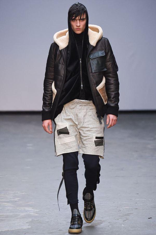 Мужские куртки осень-зима 2015-2016 James Long