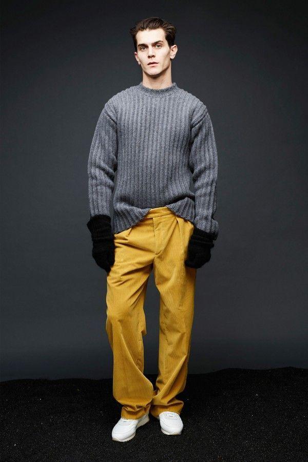 Мужские брюки осень-зима 2015-2016 Joseph