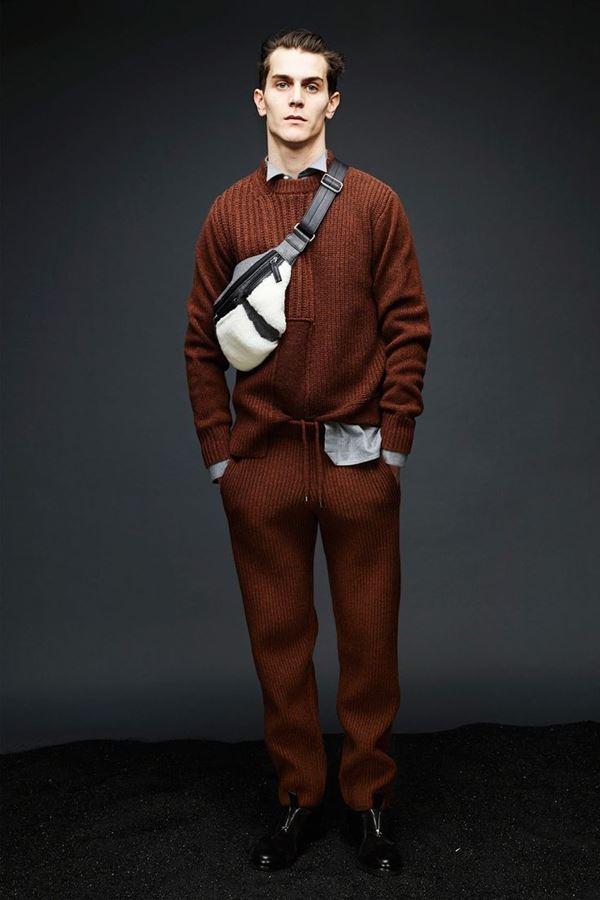 Мужские костюмы осень-зима 2015-2016 Joseph