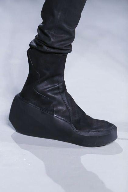 Мужская обувь осень-зима 2015-2016 Julius