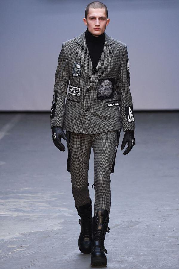 Мужские пиджаки осень-зима 2015-2016 KTZ