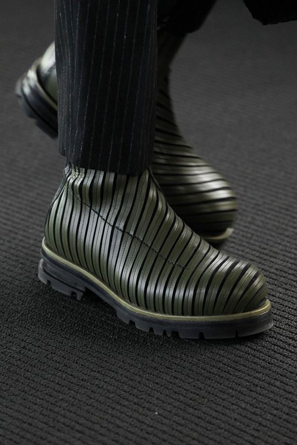 Мужская обувь осень-зима 2015-2016 Kenzo