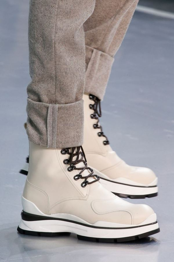 Мужская обувь осень-зима 2015-2016 Louis Vuitton