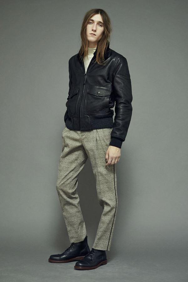 Мужские брюки осень-зима 2015-2016 Marc Jacobs