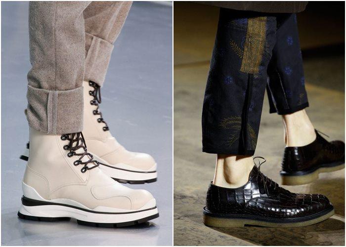 Мужская обувь осень-зима 2015-2016