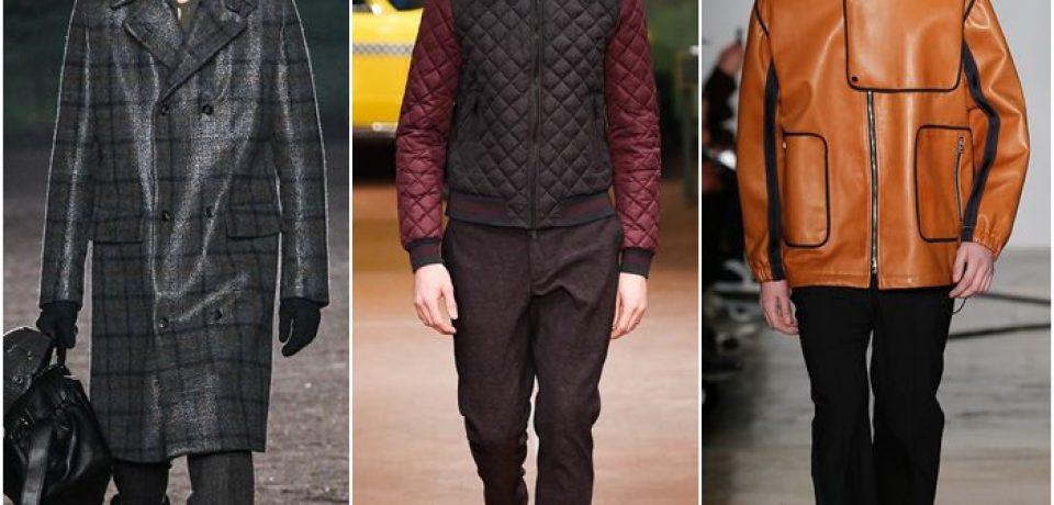 Мужская верхняя одежда осень-зима 2015-2016