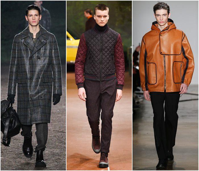 мода зима 2015 2016 верхняя одежда