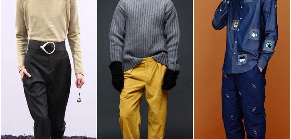 Мужские брюки осень-зима 2015-2016