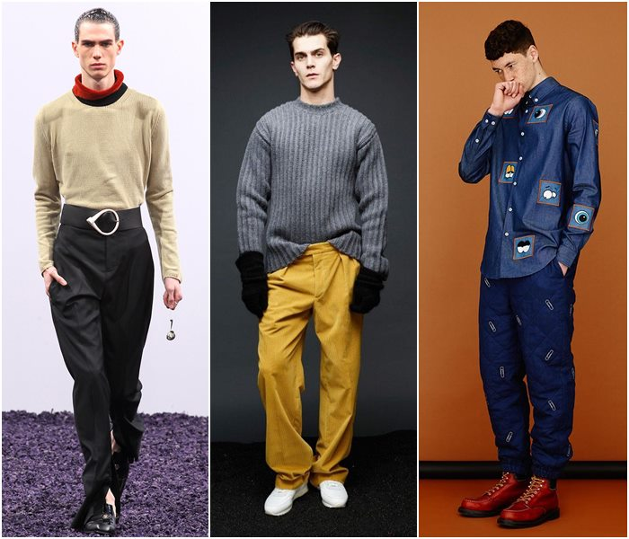 Модные Мужские Брюки 2015