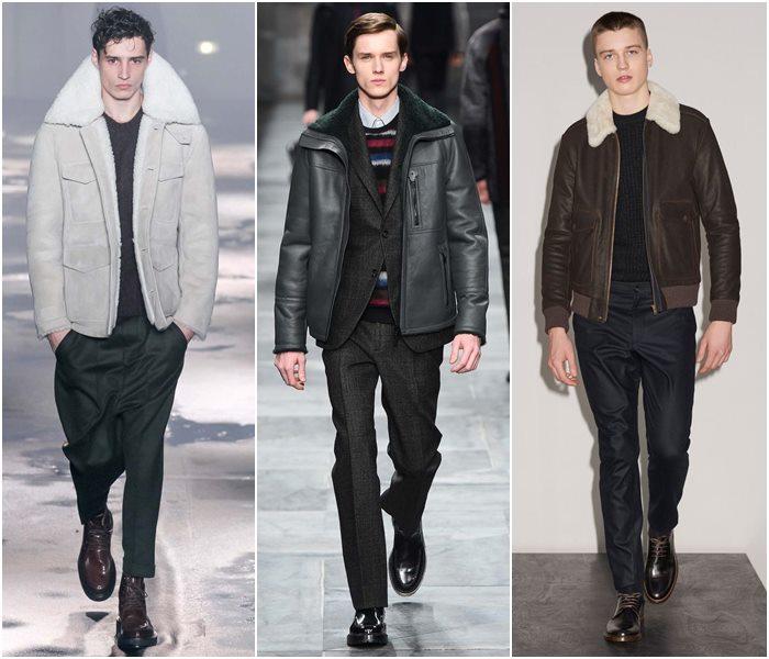 Мужские куртки осень-зима 2015-2016