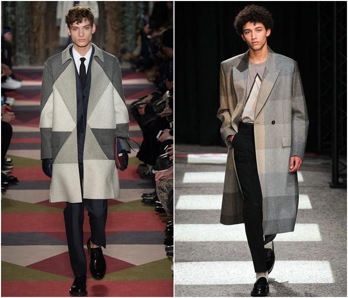 Мужские пальто осень-зима 2015-2016 (1)