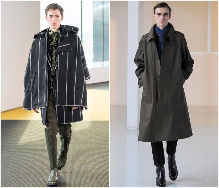 Мужские пальто осень-зима 2015-2016 (11)