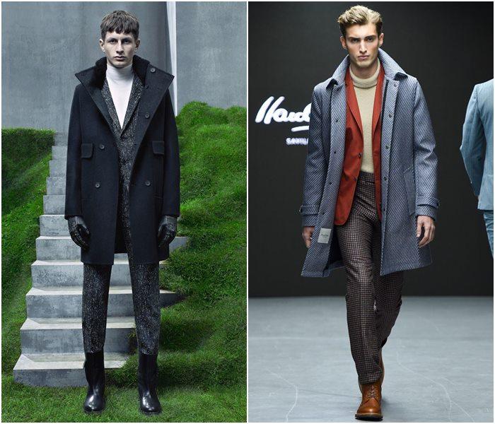 Мужские пальто осень-зима 2015-2016 (14)