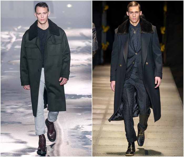 Мужские пальто осень-зима 2015-2016 (16)