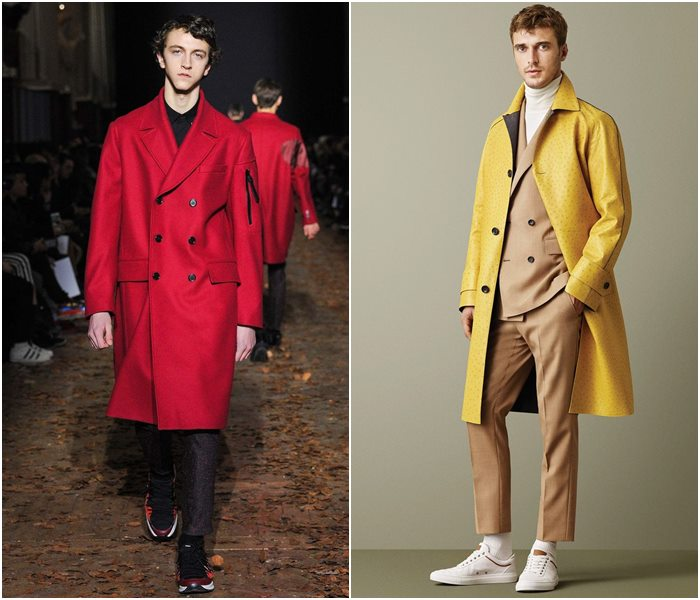 Мужские пальто осень-зима 2015-2016 (18)