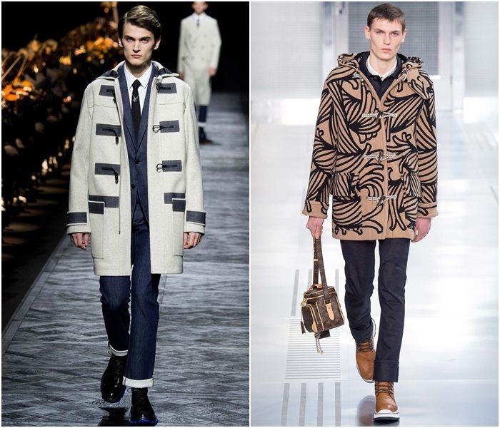 Мужские пальто осень-зима 2015-2016 (19)
