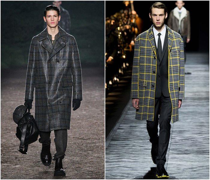 Мужские пальто осень-зима 2015-2016 (2)