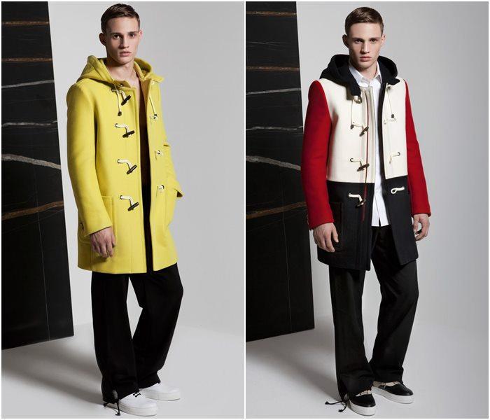 Мужские пальто осень-зима 2015-2016 (20)
