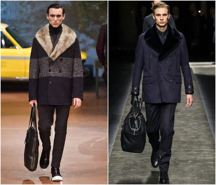 Мужские пальто осень-зима 2015-2016 (3)