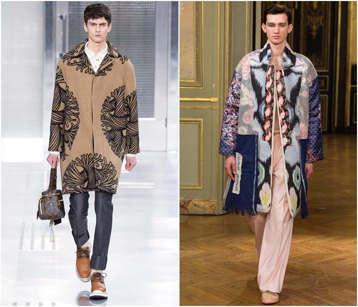 Мужские пальто осень-зима 2015-2016 (4)
