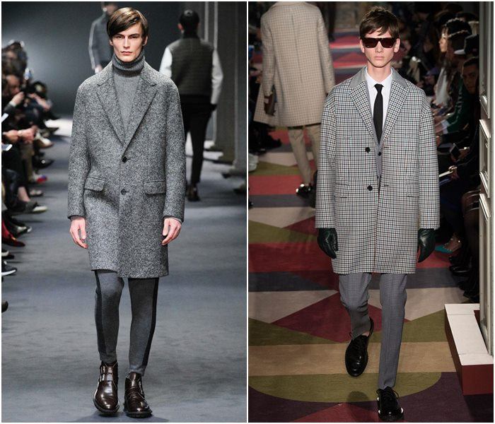 Мужские пальто осень-зима 2015-2016 (5)