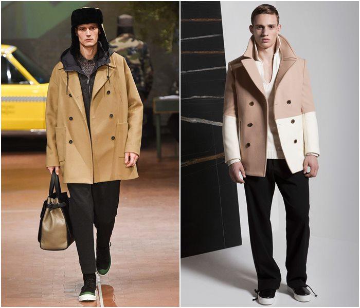 Мужские пальто осень-зима 2015-2016 (6)