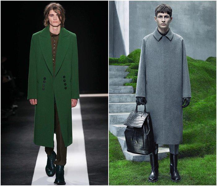 Мужские пальто осень-зима 2015-2016 (7)